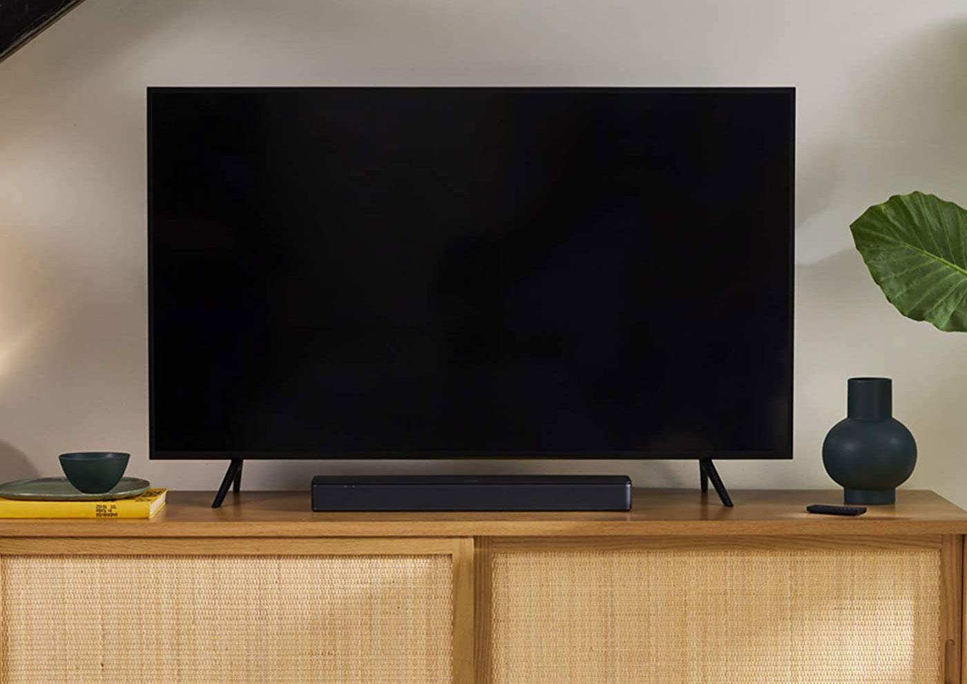 TV Speaker (Black)