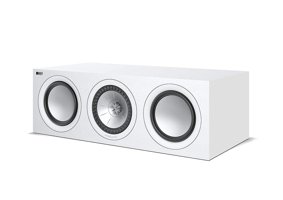 Q-650C (White) ราคาพร้อมหน้ากาก (Grille Included)