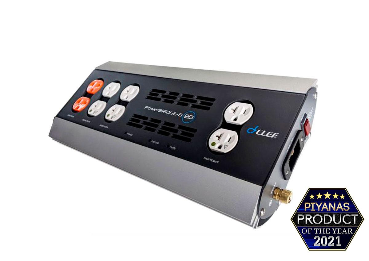 Powerbridge-8 Silver (20A)