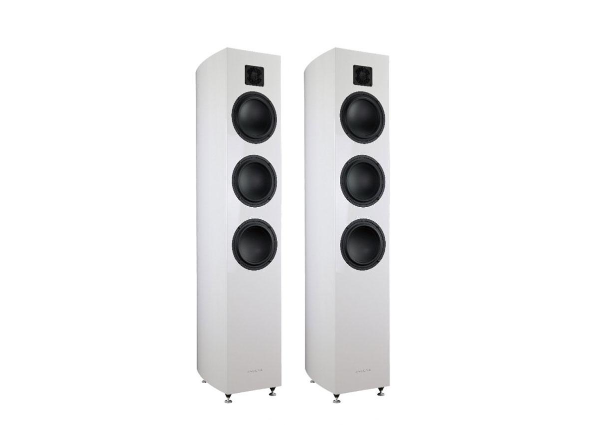 Arcona 100 MK II   (Piano Highgloss White)