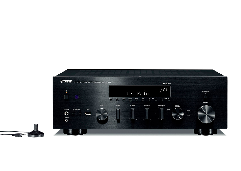 R-N803+DBR 62