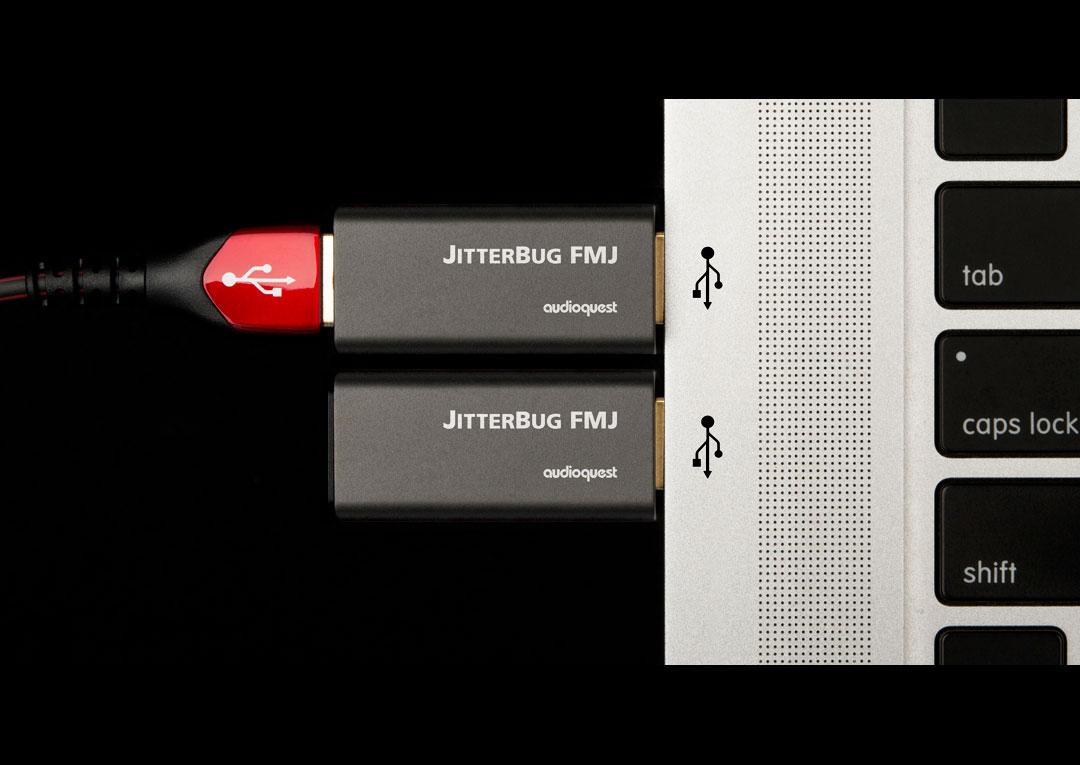 JitterBug FMJ  (Full Metal Jacket)