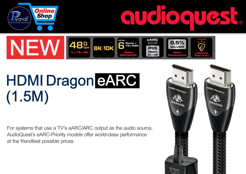 HDMI-Dragon eARC (1.5M)