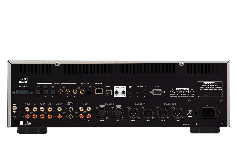 RC-1590 MKII (BLACK)