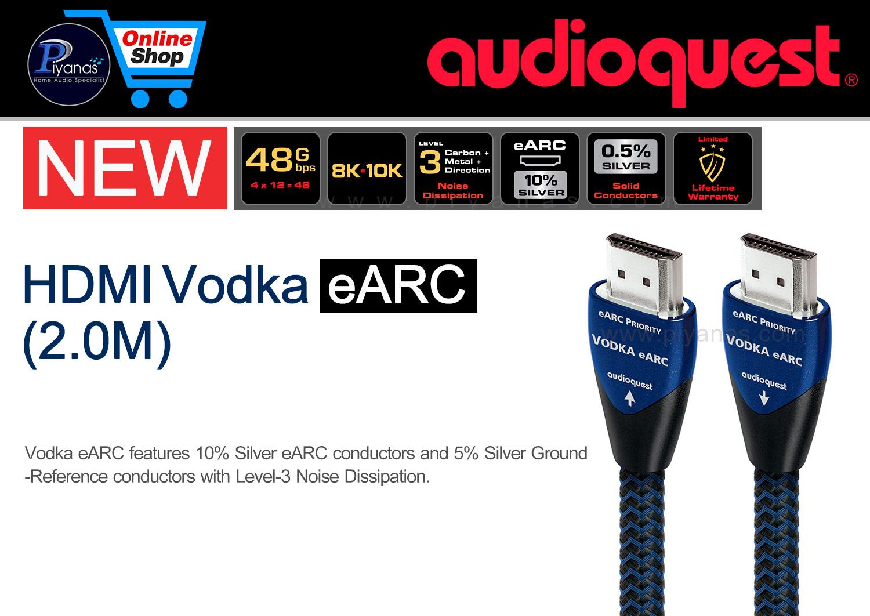 HDMI-Vodka eARC (2.0M)