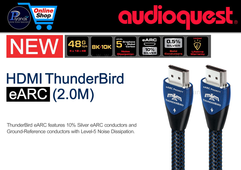 HDMI-ThunderBird eARC (2.0M)