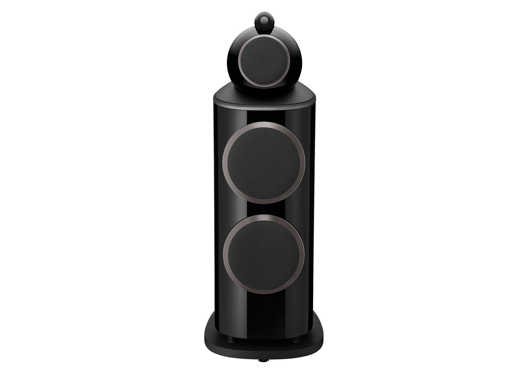 801 D4 (Gloss Black)