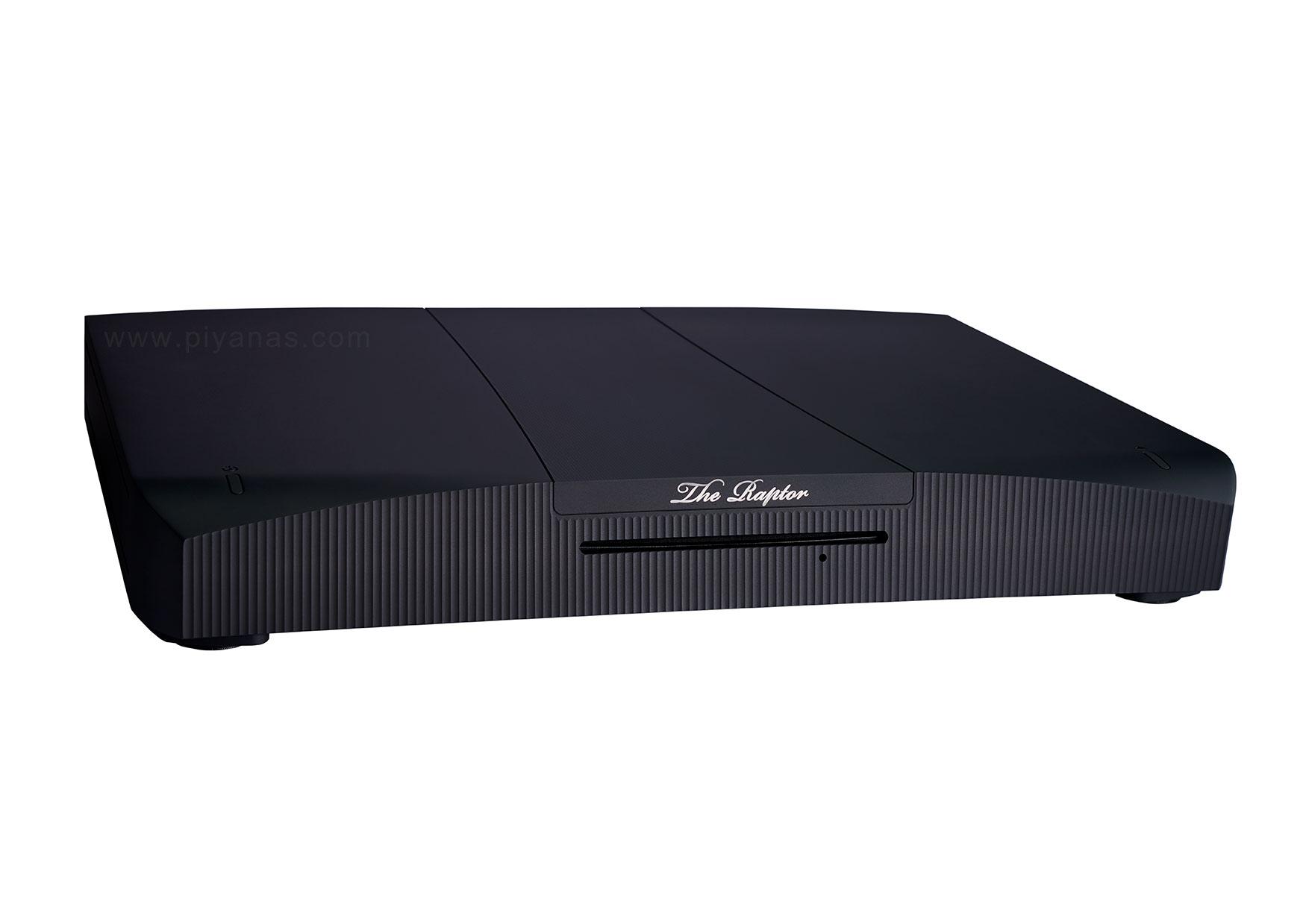 The Raptor 4 TB SSD (Black)