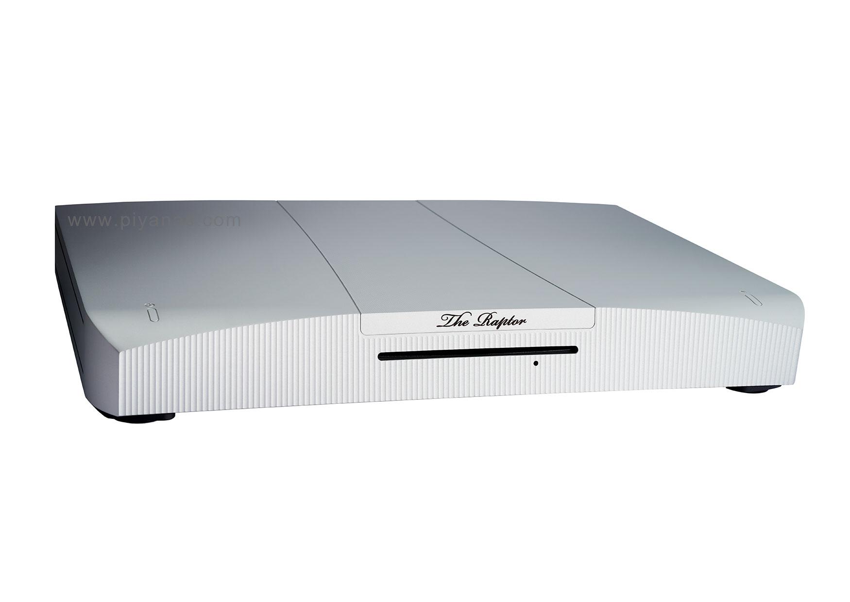 The Raptor 4 TB SSD (Silver)