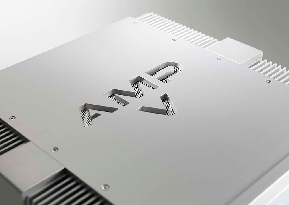 AMP V (Silver)